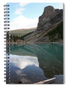 Moraine Lake - Lake Louise, Alberta Spiral Notebook