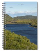 Lake Of The Clouds 1 Spiral Notebook