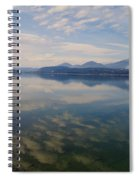 Lake Pend Orille  Spiral Notebook