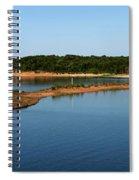 Lake Sardis One Spiral Notebook