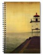 Lake Superior Classic Spiral Notebook