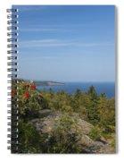 Lake Superior Palisades 2 Spiral Notebook