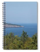 Lake Superior Shovel Point 2 Spiral Notebook