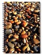 Lake Superior Stones Spiral Notebook