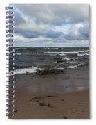 Lake Superior Union Bay 2 Spiral Notebook
