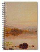 Lake Wawayanda Spiral Notebook