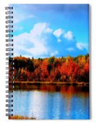 Lakeside Drama Ll Spiral Notebook