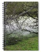 Lakeside View 1 Spiral Notebook
