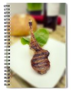 Lamb Chop One Spiral Notebook