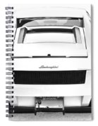 Lambo Gallardo Spiral Notebook