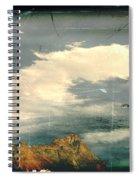 Land Meets Sky Spiral Notebook