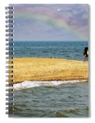 Land Of Pleasant Living Spiral Notebook