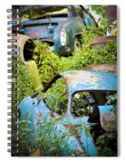 Land Of The Lost Spiral Notebook