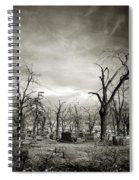 Land Of The Lost Spirits Spiral Notebook