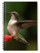 Landing Spiral Notebook