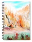Landscape 111511 Spiral Notebook