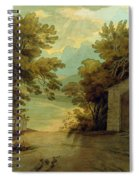 Langdale Pikes Spiral Notebook