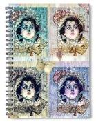 Languissant Spiral Notebook