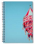 Lantern Spiral Notebook