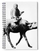 Lao-tzu (604-531 Bc) Spiral Notebook