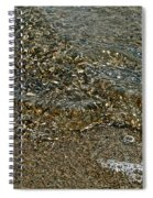 Lapping Lull Spiral Notebook