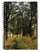 Larchill Arcadian Garden, County Spiral Notebook