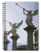 Las Vegas Angels 2 Spiral Notebook