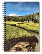 Lassen Meadows Spiral Notebook