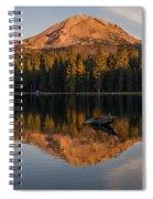 Lassen Reflecting 8 Spiral Notebook