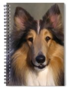 Lassie Come Home Spiral Notebook