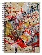 Lassoed A Tornado Spiral Notebook