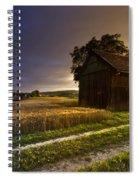 Last Sigh Spiral Notebook