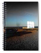 Late Flight Spiral Notebook