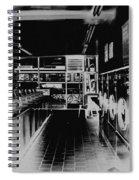 Laundromat Spiral Notebook