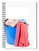 Laundry Spiral Notebook