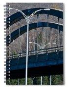 Laurentian Bridge Spiral Notebook