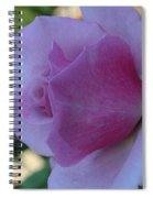 Lavender Roses Spiral Notebook