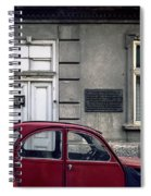 Lawyer. Belgrade. Serbia Spiral Notebook