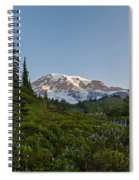 Layers Of Beauty Spiral Notebook