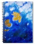 Lazy Day Spiral Notebook