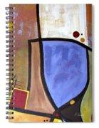 Lazy Days II Spiral Notebook