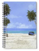 Le Cabine Bianche Spiral Notebook