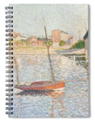 Le Clipper - Asnieres Spiral Notebook