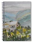 Le Liban Perdu 2 Spiral Notebook