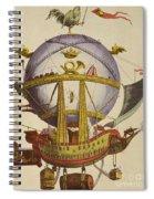 Le Minerve Spiral Notebook