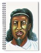 Le Negus Menelik II Spiral Notebook