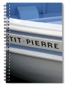 Le Petit Pierre II Spiral Notebook