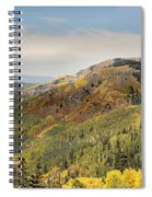 Lead King Basin Road 2 Spiral Notebook