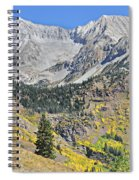 Lead King Basin Road 3 Spiral Notebook