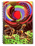 Lead Me... I Will Follow Spiral Notebook